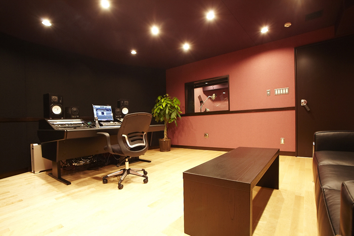 STUDIO QUEST Control Room
